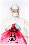 Red Bag Waste Disposal