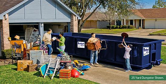 trash bin rentals Los Angeles, CA