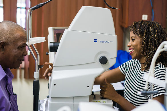 Eliminate Vision Loss, Start With Screening
