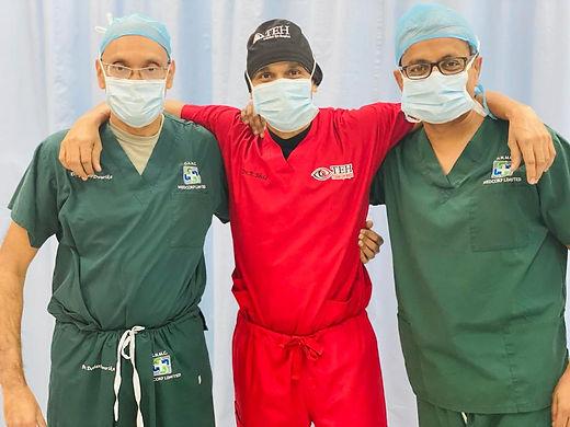 CVRS|TEH: A Supplemental Eyecare System