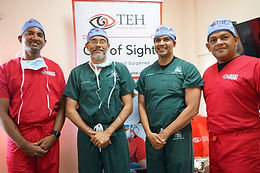 Free eye surgery for 27