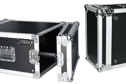 Australian Roadie 6RU  Alloy-Composite Flightcase, Roadcase, Rackcase