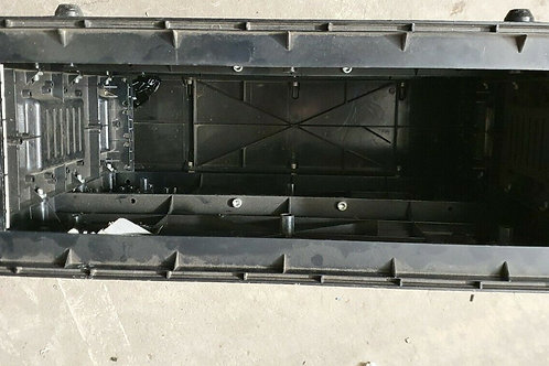 3RU Lightweight ABS Flightcase, Roadcase, Rackcase