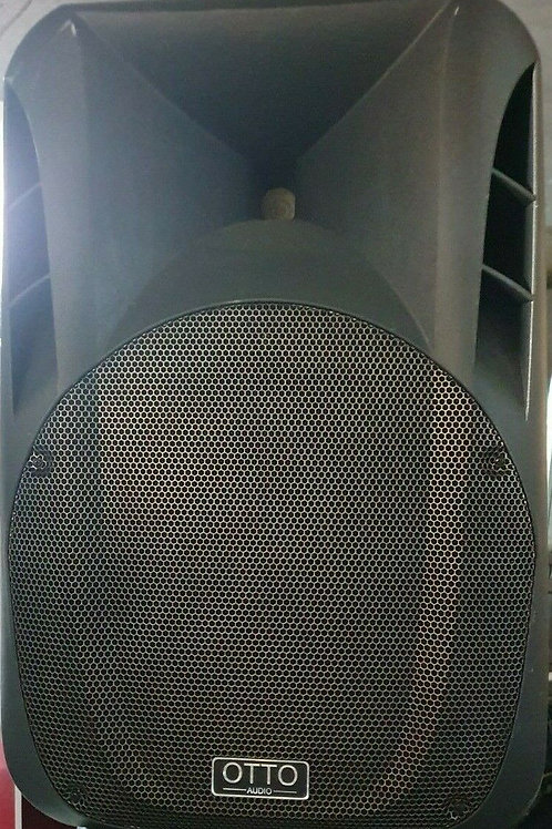"OTTO 15"" Powered Speaker"