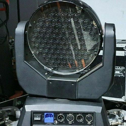 2 x Chauvet QWash 560 Moving Head Wash Lights and Rigging
