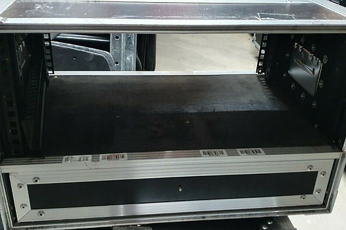 4RU Rack with Drawer Underneath - Made for Radio Mics