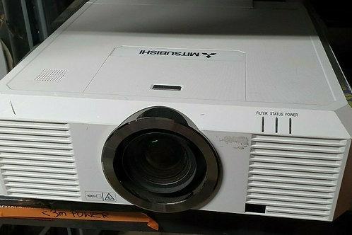 Mitsubishi UL7400U 1920 x 1200 Native Full HD Projector - 5000 Lumens