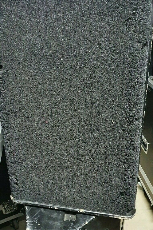 """4 x PS15 15 Inch and 2"""" Horn Speakers with Roadcases"""