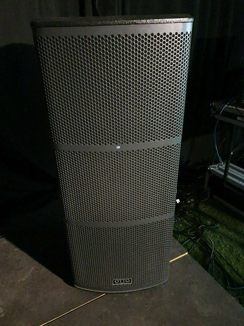 "OTTO Drum Fill Powered Speaker - 2 x 12"" and Horn"