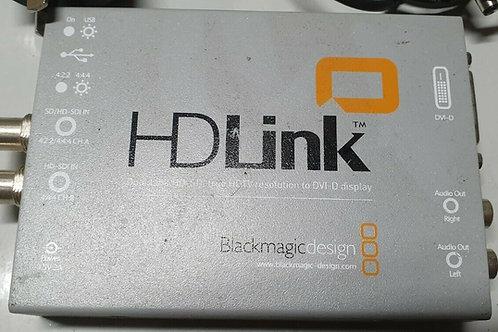 Blackmagic Design HD Link DVI Digital 3G SDI Monitoring for HD & 2K DVI HDMI