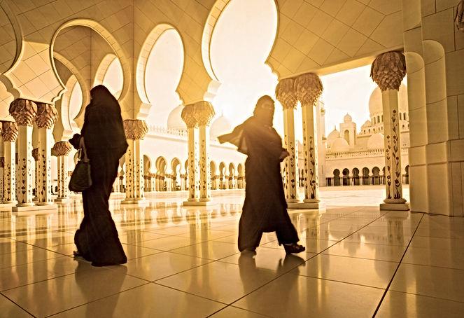 soleado Mezquita