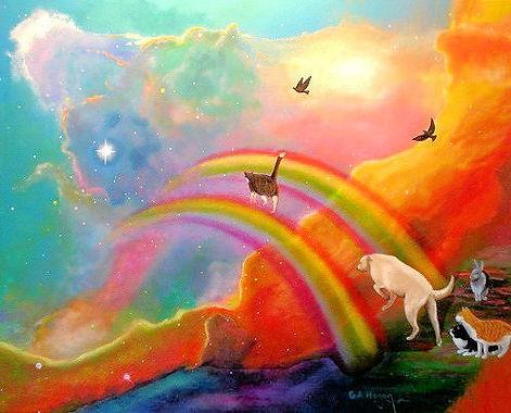 Rainbow Bridge Healing Prayers