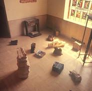 Installation, Cranbrrok Art Museum. 2002
