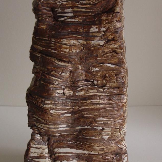 """Monument Ceramic 18"""" x 9"""" x 8"""" 2004"""