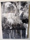 Ruminations 10 Mixed media on paper 2001-2020