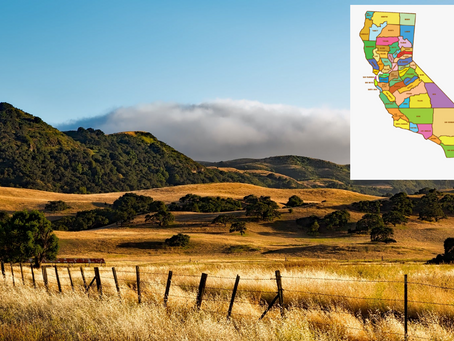 Creating California's Counties