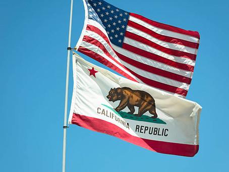 So Many Flags Over California