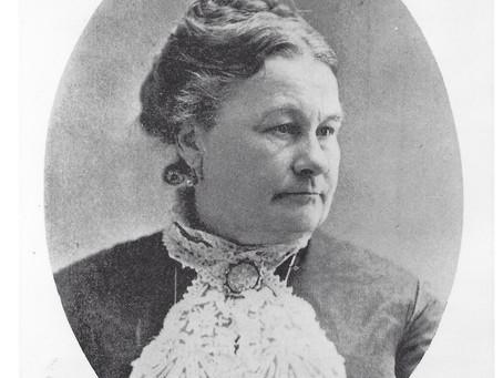 Margaret Frink, Pioneer Housewife