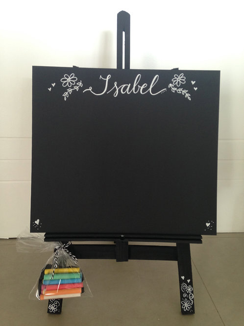 Kid's Chalkboard Set