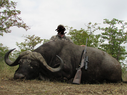 2018 BUFFALO HUNTING - SHAUN BUFFEE SAFARIS