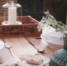 The Old Apple Store