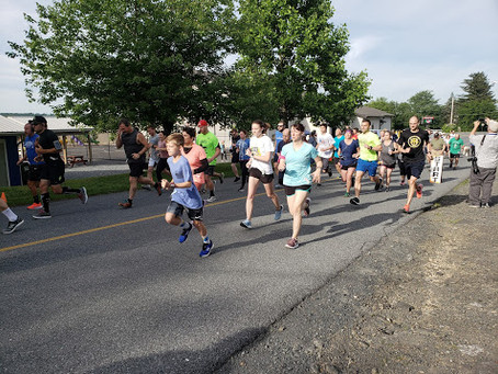 Successful Captain Jones Memorial Flag Day 5K & Fun Run-Thank You!