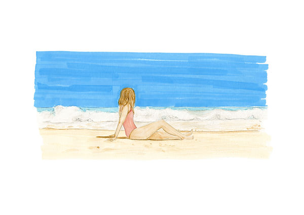 lying on the beach waves print ready.jpg