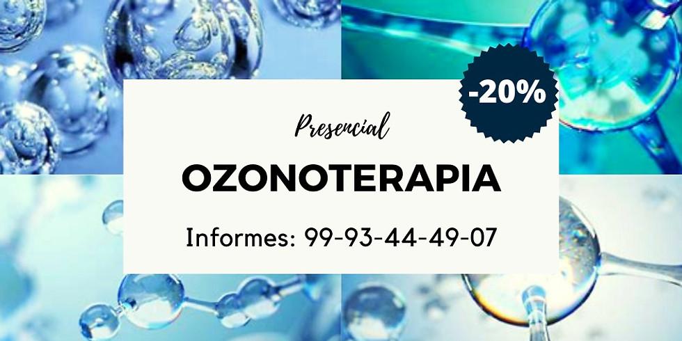 Certificación Ozonoterapia