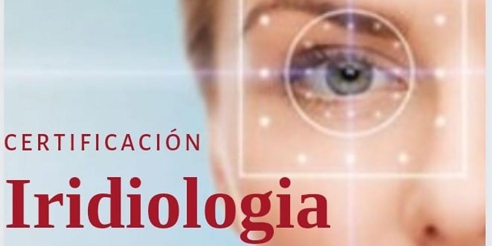 Certificacion Iridologia