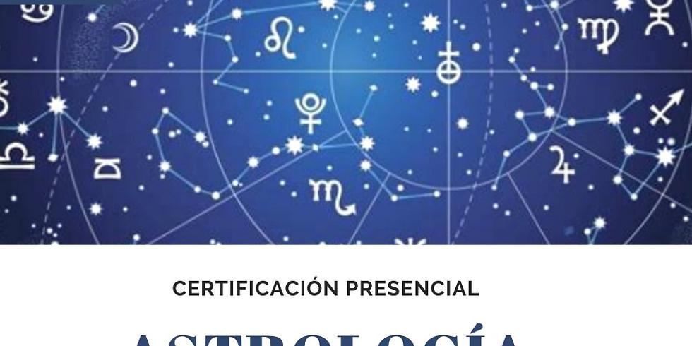 Certificación de Astrología