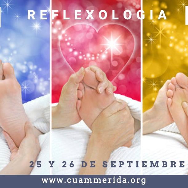 Curso de Reflexologia en Linea.