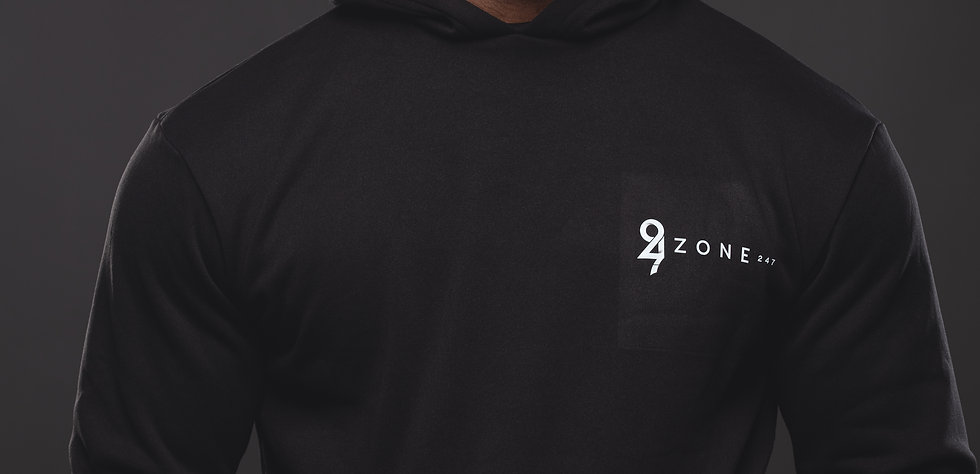 Limited Edition Zone 247 Unisex Hoody