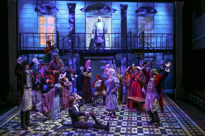 Twelfth Night at Trinity Shakespeare Festival