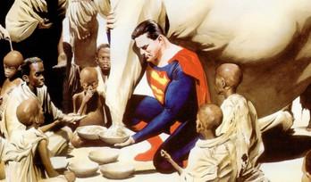 Fome: Um problema que nem o Superman foi capaz de resolver