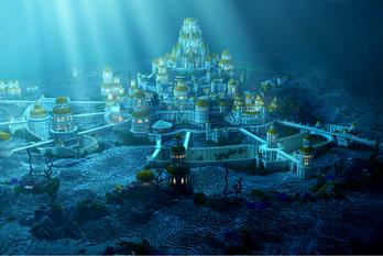 Atlântida: uma civilização perdida que nos convida ao melhoramento Humano.