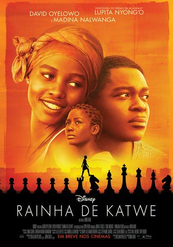 A rainha de Katwe:  Superando os limites externos