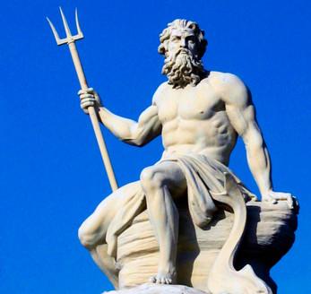 Netuno - O Deus dos Mares e Oceano