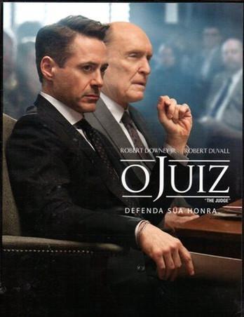 "O que o filme ""O Juíz"" tem a nos ensinar?"