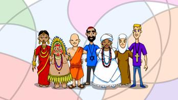 O que é comum a todas as religiões do mundo?