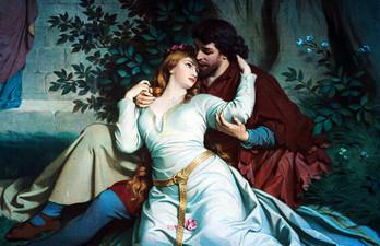 O romance de Tristão e Isolda faz parte da nossa vida.