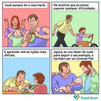 Tirinha Feedobem ♡ 015