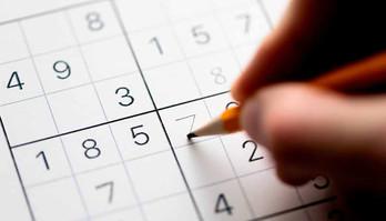 Sudoku e a velha arte de usar a mente