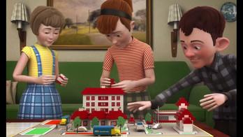 A história da LEGO - Sobre nunca desistir