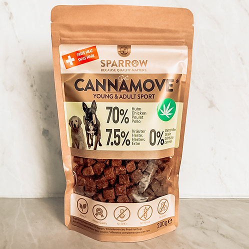 Snack cannamove - Young & Adult Sport