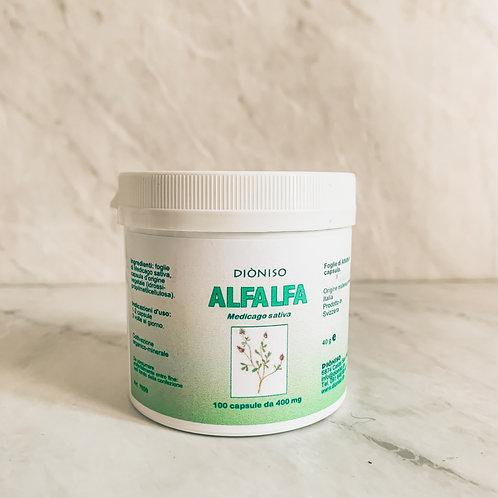 Alfa Alfa - Dionisio