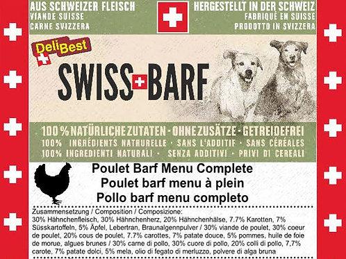 Pollo menu completo