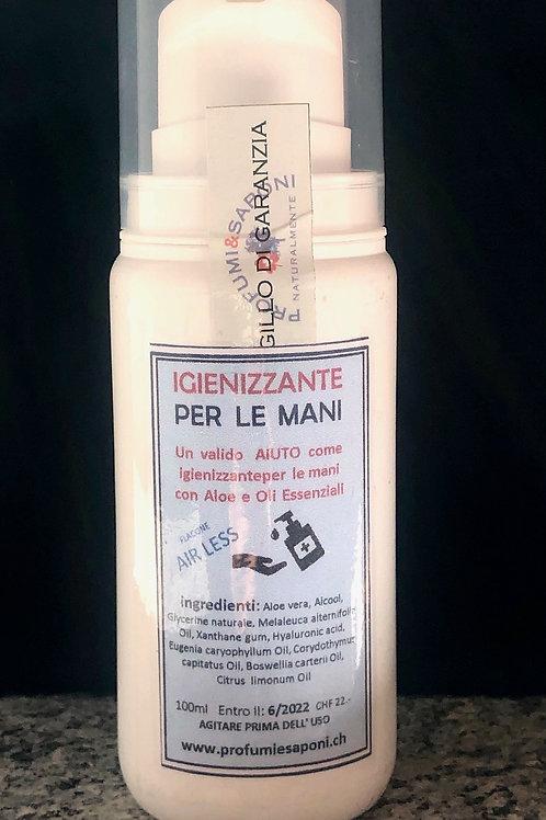 Igienizzante mani - 100ml