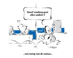 Cartoonreeks PRINCE2