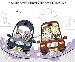 Cartoons Volkswagen/PON