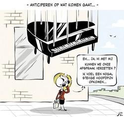 Cartoons Bestuursregio Utrecht